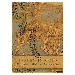 Klappkartenbox - Frauen in Gold