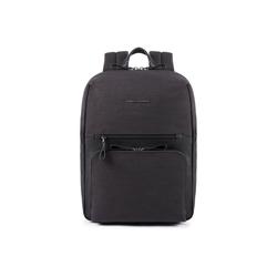 Piquadro Laptoprucksack Tiros Rucksack mit Laptop und iPad-Fach 39 cm