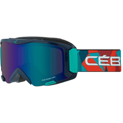 Cebe Kids Skibrille Super Bionic Blau CBG116
