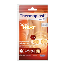 THERMAPLAST med Wärmepflaster Rücken/Nacken 1 St