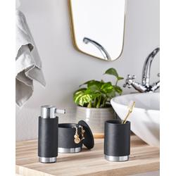 BLOMUS Aufbewahrungsbox ARA, mit Deckel grau Damen Schminkutensilien Make Up Kosmetik