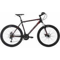 KS-CYCLING Sharp 26 Zoll RH 51 cm schwarz/rot
