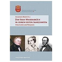 Der Kreis Wiedenbrück in seinen ersten Jahrzehnten - Buch