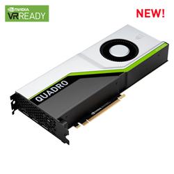 PNY NVIDIA Quadro RTX 5000 16GB GDDR6 Workstation Grafikkarte 4x DP/USB-C