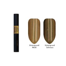 Chrome Pulver Stift - Golden Shine