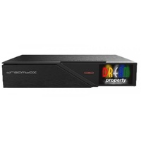 DreamBox DM900 UHD 4K Dual Twin DVB-S2X 500GB schwarz
