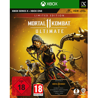 Mortal Kombat 11 Ultimate Limited Edition [Xbox One USK18