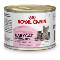 Royal Canin Babycat Instinctive 12 x 195 g