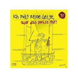 VARIOUS - Ich Mag Keine Geige, Aber Das Gefällt Mir! (CD)