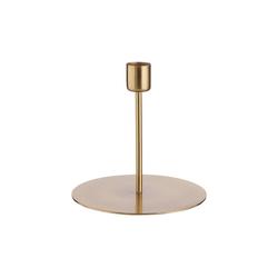 BUTLERS Kerzenhalter HIGHLIGHT Kerzenhalter für Stabkerze Höhe 12cm