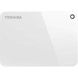 Toshiba Canvio Advance 2TB USB 3.0 weiß (HDTC920EW3AA)