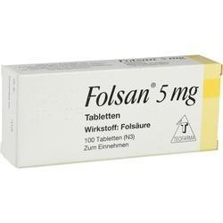 Folsan 5mg