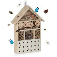 Relaxdays Insektenhotel Insektenhotel Hausform