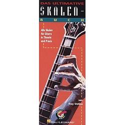 Das Ultimative Skalen-Buch  für Gitarre. Troy Stettina  - Buch