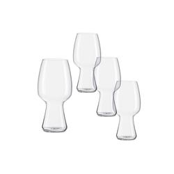 SPIEGELAU Glas Spiegelau Bierglas Stout 4er, Kristallglas