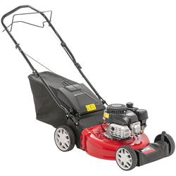 MTD Benzinrasenmäher Smart 46 SPO, 46 cm Schnittbreite, mit Radantrieb rot