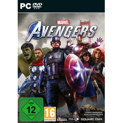 Marvel's Avengers PC USK: 12