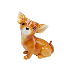 KARE Dekovase Vase Dog