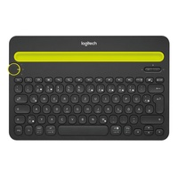 Logitech K480 Bluetooth Multi-Device Keyboard US schwarz (920-006366)