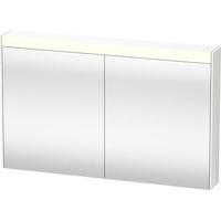 Duravit Brioso 122 cm weiß hochglanz