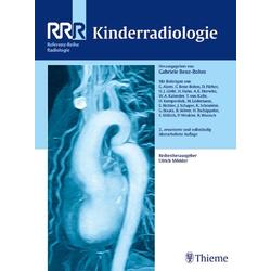 Kinderradiologie als Buch von Gabriele Benz-Bohm