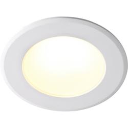 Nordlux LED Einbaustrahler 2er Set Birla, IP44, für Badezimmer geeignet