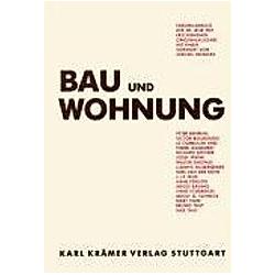 Bau und Wohnung - Buch