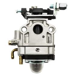 kueatily Benzin-Motorsense Vergaser Kraftstoff Motor Ersatz Hecke Takt Trimmer Bürstenschneider Kettensäge Vergaser Kompatibel für