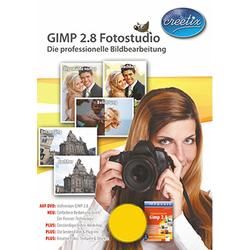 Creetix GIMP 2.8 Fotostudio