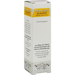 MANUKA MUNDSPRAY 20 ml