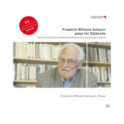 Friedrich Wilhelm Schnurr - plays for Otjikondo (CD)