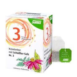 Salus Kräutertee mit Schüssler-Salz Nr. 3