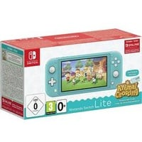 Nintendo Switch Lite türkis + Animal Crossing: New Horizons Edition (Bundel)