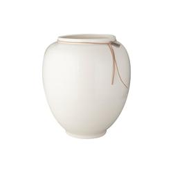 Ernst Kirchsteiger Vase weißglasier 33 cm