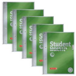 BRUNNEN 5 BRUNNEN Collegeblöcke Student Premium DIN A4 blanko