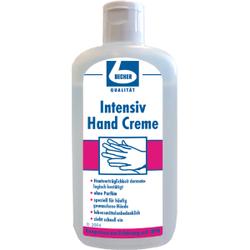 Dr. Becher Intensiv Hand Creme, Lebensmittelunbedenkliche Handpflege, 100 ml - Flasche