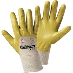 Worky L+D Flex Nitril 1496 Nitrilkautschuk Arbeitshandschuh Größe (Handschuhe): 7, S EN 388-2003 C
