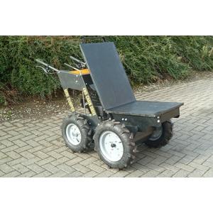⭐️��Flachladepritsche für Minidumper Motorschubkarre Radlader Muldenkipper��⭐️