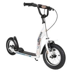 bikestar Kinderroller 12 Sport Weiß