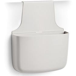 Zeller Present Aufbewahrungstasche, mit Aufhänger grau
