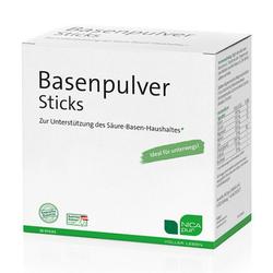 NICAPUR Basenpulver Sticks 30 St