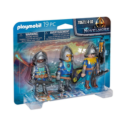 Playmobil® Spielfigur PLAYMOBIL® 70671 3er Set PLAYMOBIL Novelmore