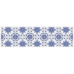 MySpotti Küchenrückwand profix, Delfter Fliese, 220x60 cm
