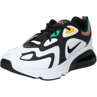 Nike Men's Air Max 200 white-black-green/ white-black, 46