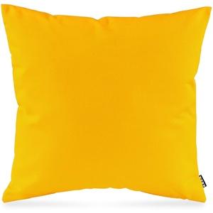 H.O.C.K. Classic Uni Outdoor Kissen 50x50cm gelb