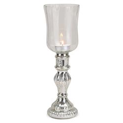 matches21 HOME & HOBBY Kerzenständer Kerzenhalter Windlichter antik 28 cm
