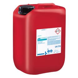 Schülke Spülmaschinen-Entkalker, Flüssiger, saurer Entkalker für industrielle Geschirrspülmaschinen, 10 l - Kanister