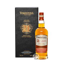 Tomintoul 21 Jahre Single Malt Whisky