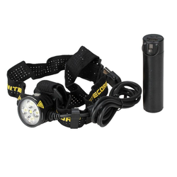 Nitecore Stirnlampen Nitecore HU60 fokussierbare LED Stirnlampe 1600