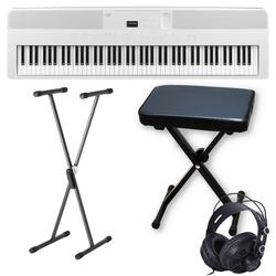 Kawai ES-520 Weiß Digital Piano Set 2
